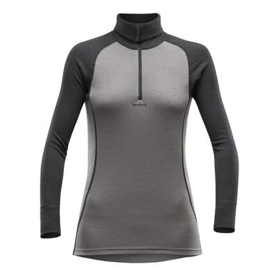 ACTIVE VISION WOMAN ZIP NECK