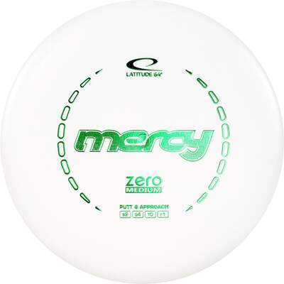 ZERO MEDIUM PUTTER MERCY 173+