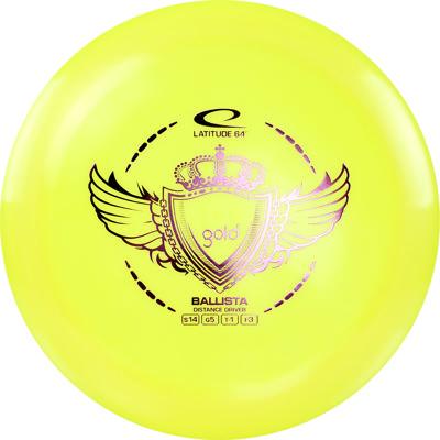 Gold Driver Ballista 173+
