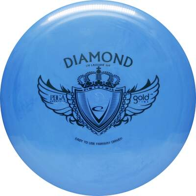 GOLD DRIVER DIAMOND 150-159g