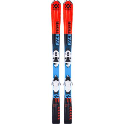 Racetiger JR - Red 100-120 m/binding