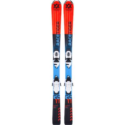 Racetiger JR - Red 80-90 m/binding