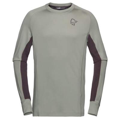 fjørå Powerwool Long sleeve  M