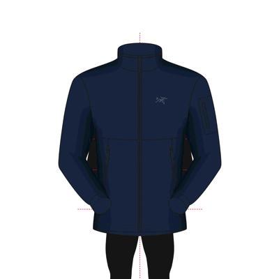 Delta LT Jacket Men's