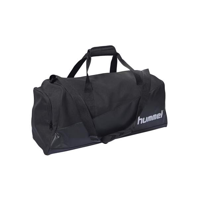0cf899ee AUTHENTIC CHARGE SPORTS BAG 2001/BLACK. Den ideelle bagen fra hummel® for  lagsport og treningsøkter; AUTHENTIC CHARGE ...