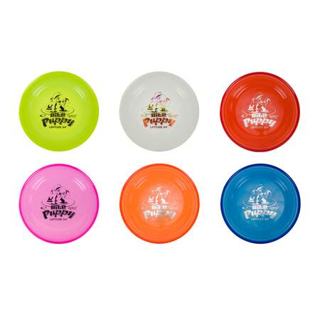 Bite Puppy Dog Disc Frisbee