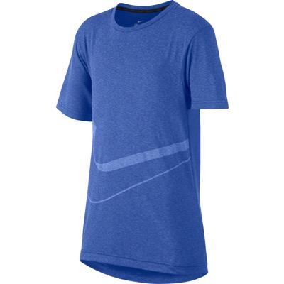 Nike Breathe Boys' Short-Sleeve Gra