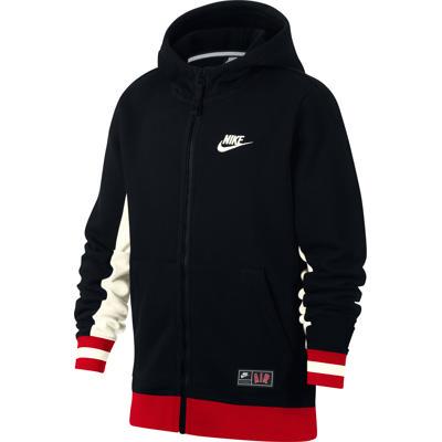 Nike Nike Air Boys' Full Zip Hoodie Gensere  Sport 1
