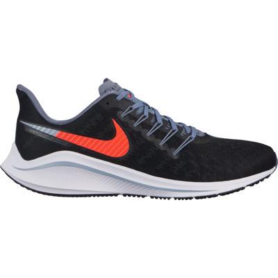 Nike Air Zoom Vomero 14 BLACK CRIMSON RED WHITE AH7857 004 Running Training Men