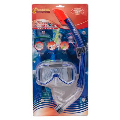Maske Snorkel Sett Pro