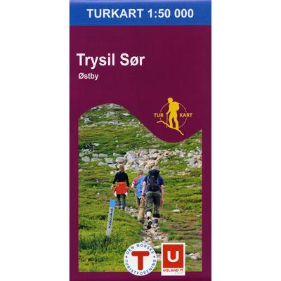 Trysil Sør 1:50 000