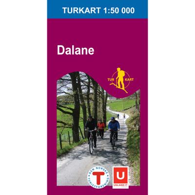 Dalane 1:50 000