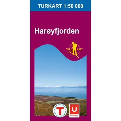 Harøyfjorden 1:50 000