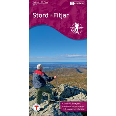 Stord Fitjar 1:50 000