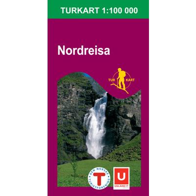 Nordreisa 1:100 000