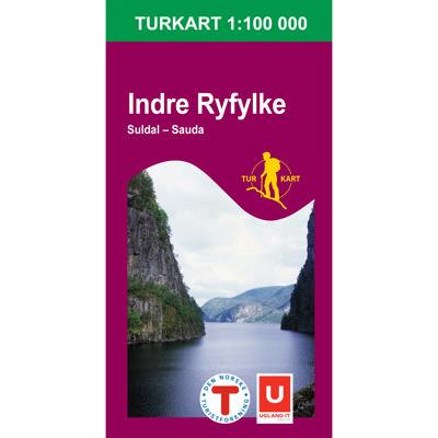 Indre Ryfylke 1:100 000