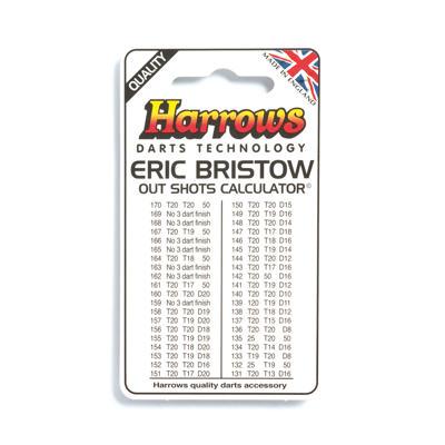Dart Kalkulator Eric Bristow