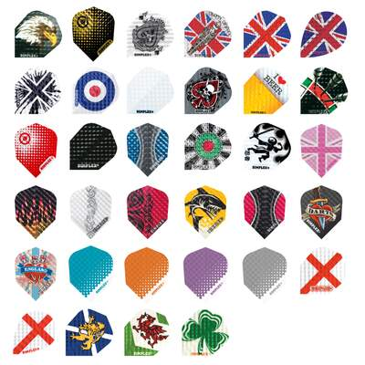 Dart Flights Dimplex