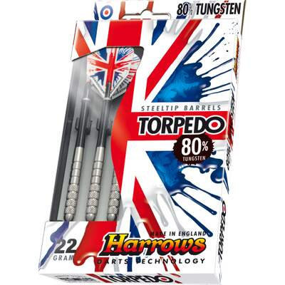 Dart Arrows Torpedo 21g
