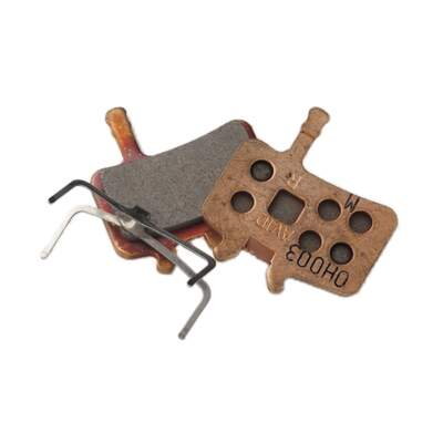 Disc Brake Pads Metal Scintered/Steel Juicy/BB7